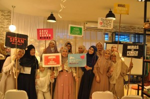 Genam hijabers Mom 2