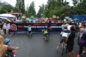 Car Free Day Jl. Dago Bandung