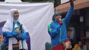 Ibu Netty Prasetyani Heryawan antusias support GeNAM