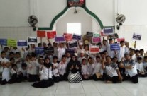 GeNAM Tangsel Edukasi Di SD Muhammadiyah 3 Tangerang