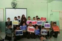 GeNAM Edukasi Di SD IT Al Barkah Cimanggis Depok