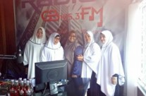 Genam Media Visit ke Gema Bungo FM