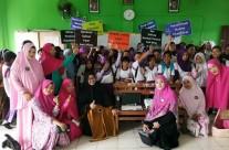 GeNAM Dan HMC Malinau Kolaborasi Edukasi SD Negeri 1