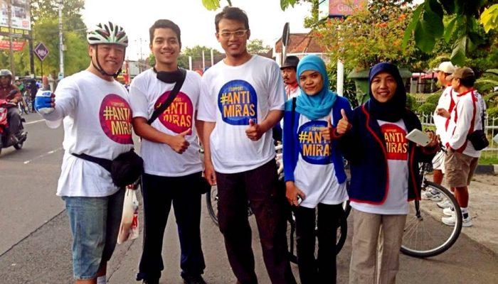 Kopdar bersama Wakil Walikota Jogja